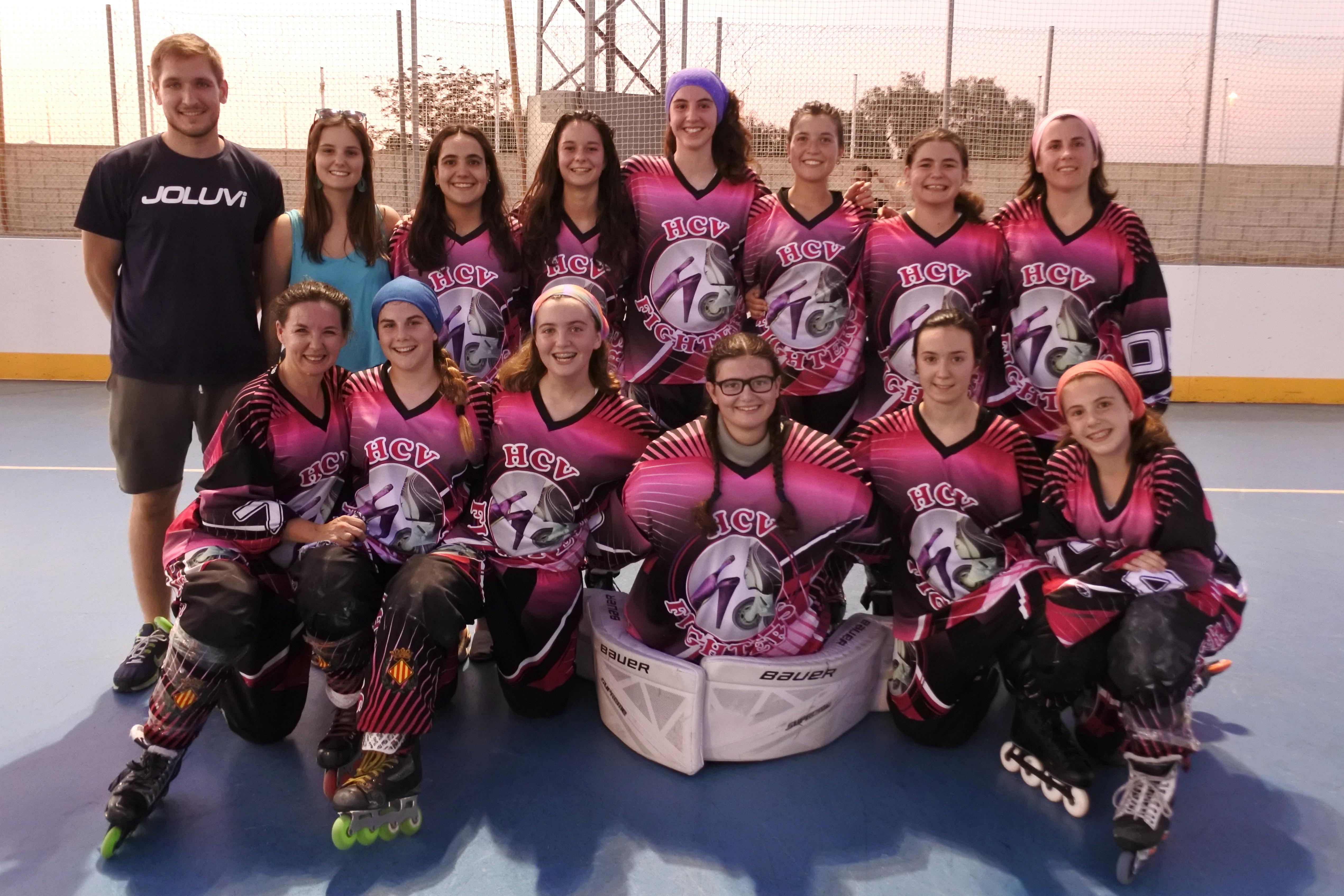 equipo femenino sagunt